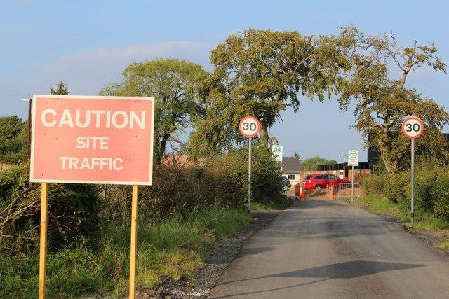 Newlands Road, East Kilbride
