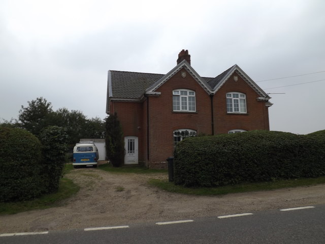 15, Norwich Road, Hedenham