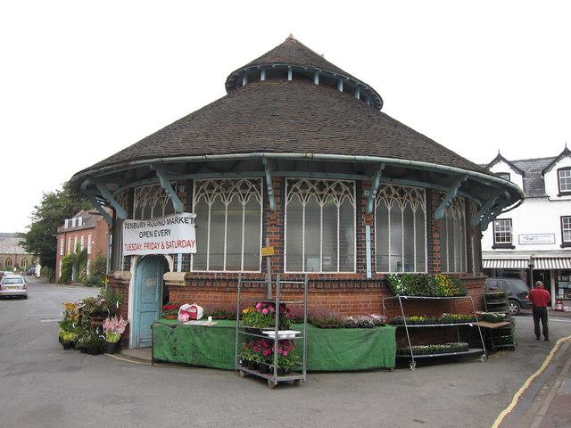 The Round Market, Tenbury Wells