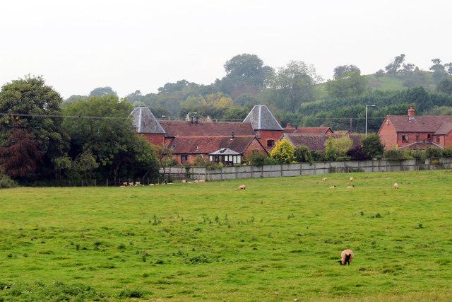 Oast House at Lineage Farm, Burford