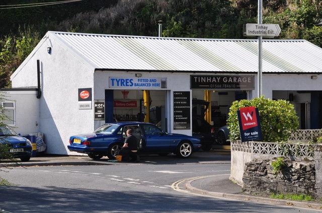 Tinhay : Tinhay Garage