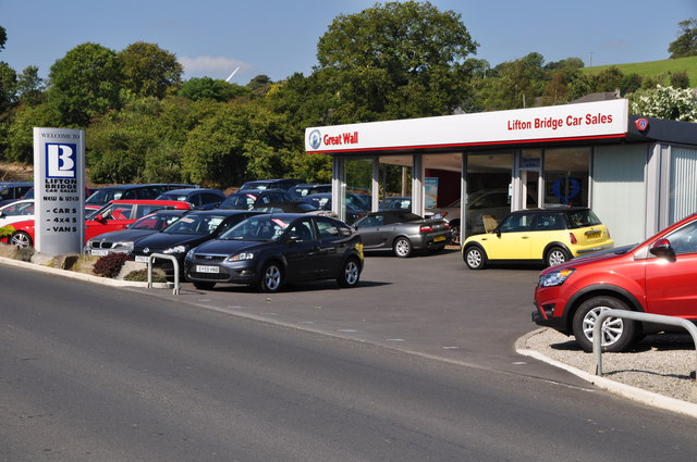 Tinhay : Lifton Bridge Car Sales