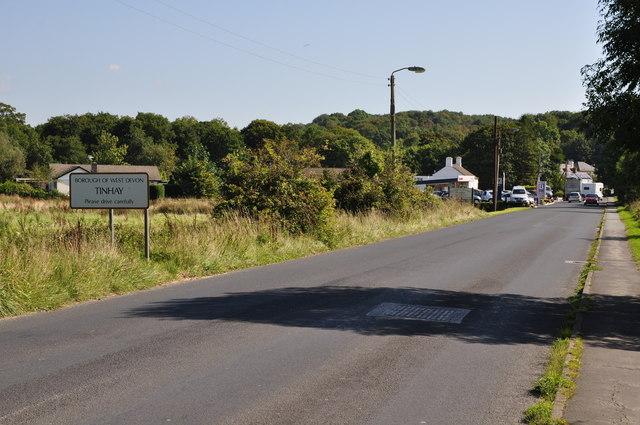 Lifton : New Road