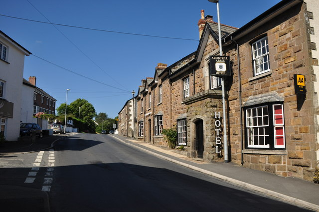 Lifton : Fore Street