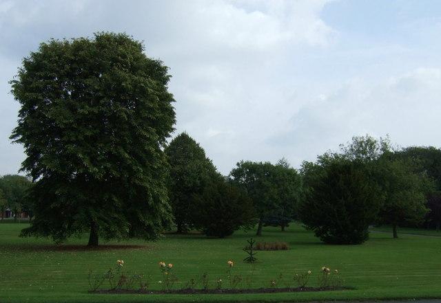 Gardens off Rainford Road