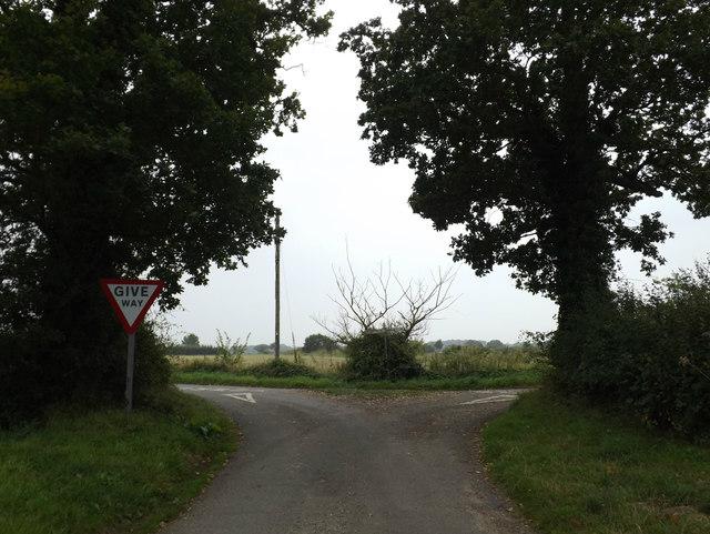 Fen Lane, Hedenham