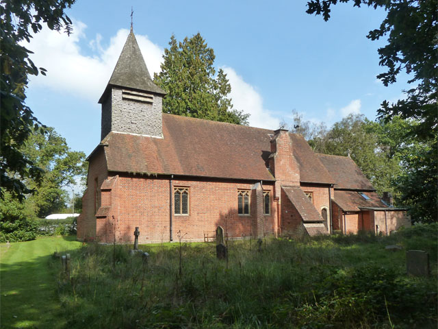 Valley End church