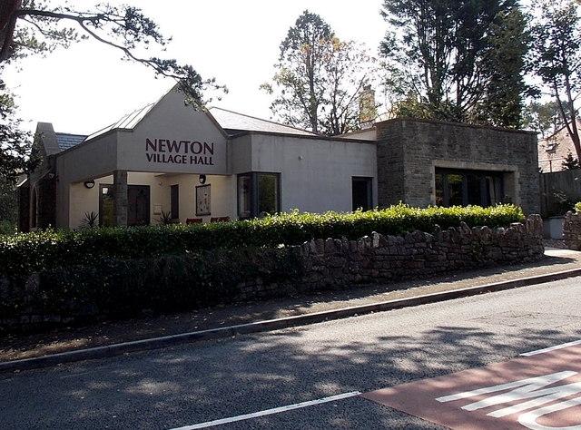 Newton Village Hall, Swansea