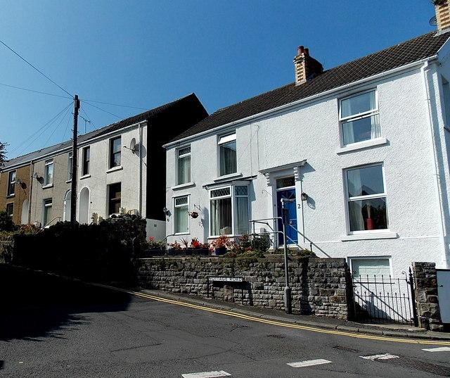 NE end of Nottage Road, Newton, Swansea