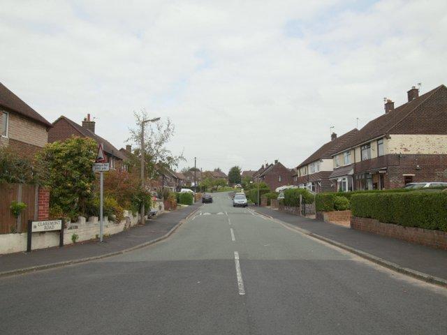 Claremont Road, Billinge