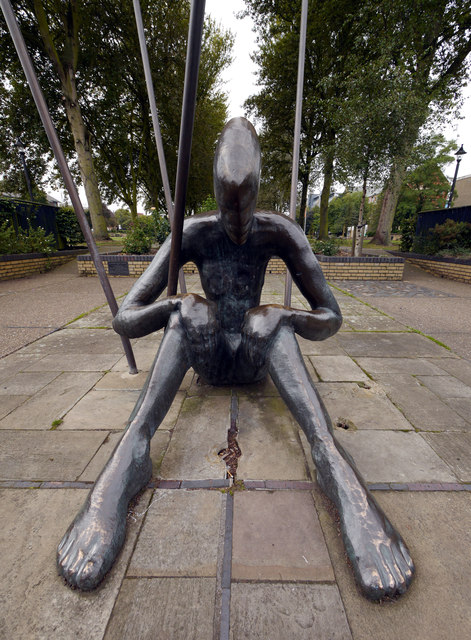 Queen's Gardens Sculpture