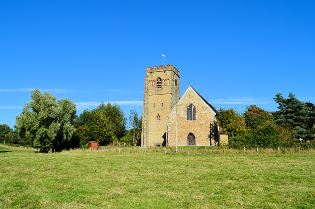 St Cuthbert, Clungunford