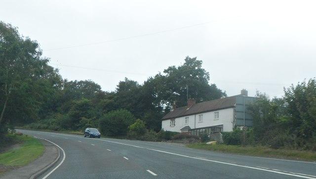 Cottage at Stony Cross