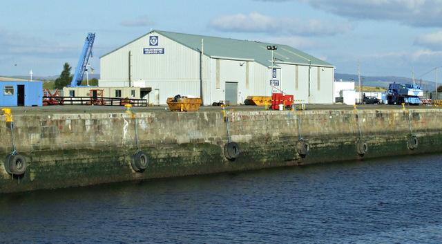 James Watt Dock