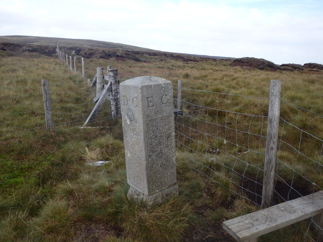 Boundary Stone, Scraith Head
