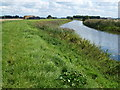 TL3795 : The River Nene (Old course) by Richard Humphrey