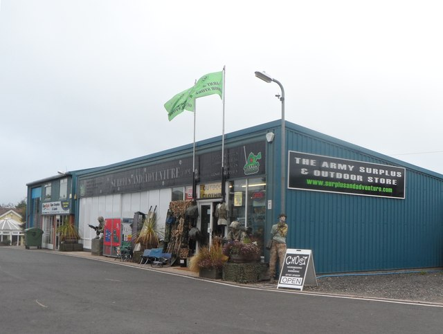 Army Surplus Store