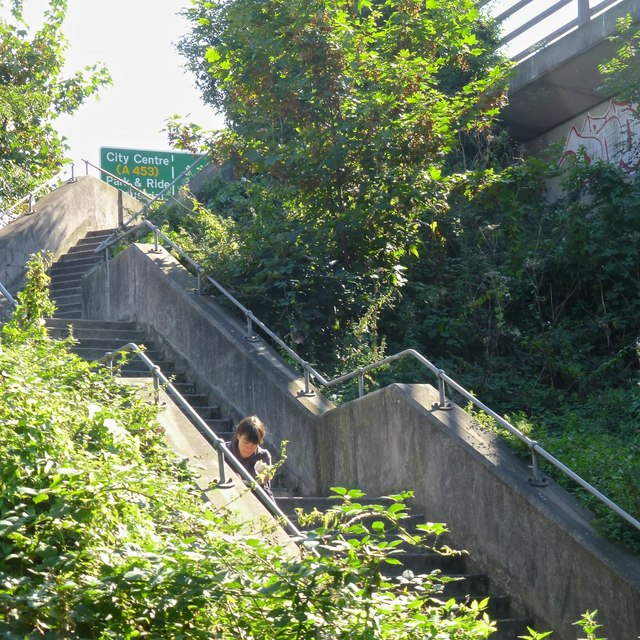 Steps to the A52