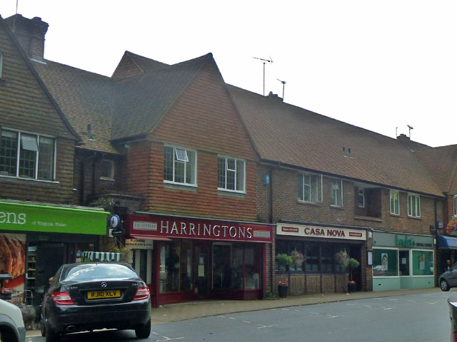 Shops, Station Approach, Virginia Water