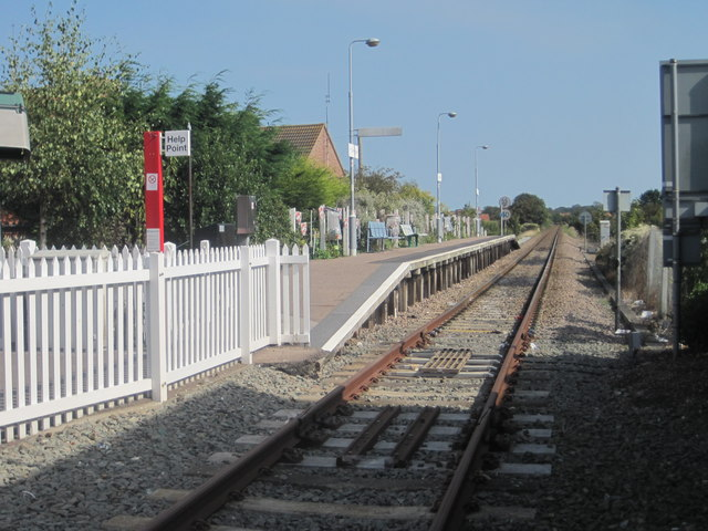 Sheringham railway station, Norfolk