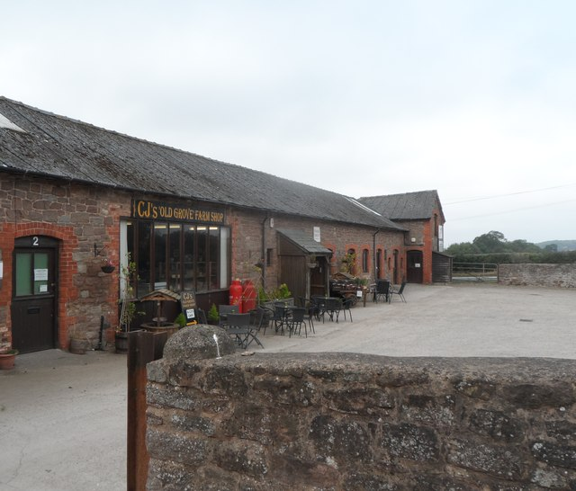 C.J.'s Old Grove Farm Shop