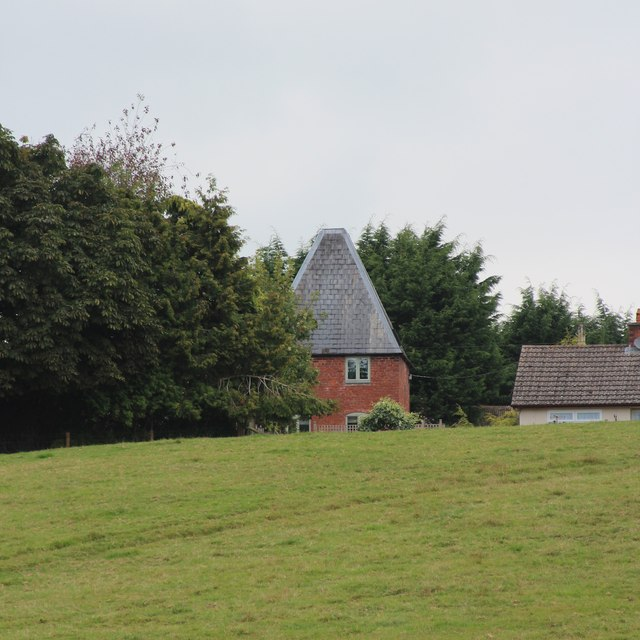 Oast House at Old Harpfields, Burford