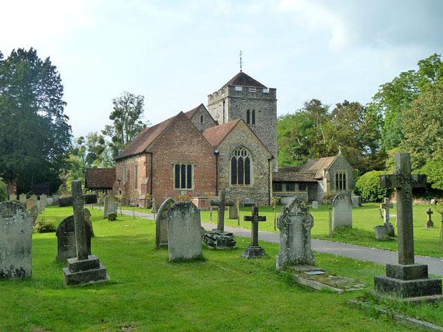 Stoke Poges church
