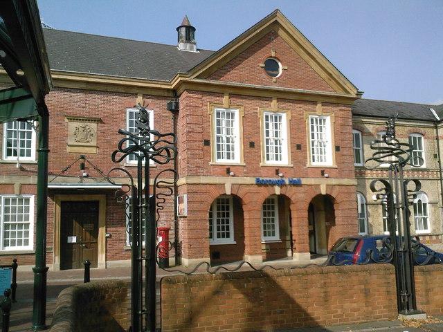 Borough Hall, Godalming