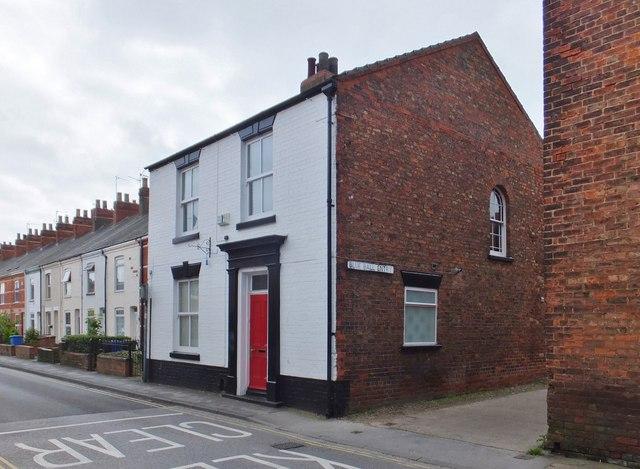 George Street, Hedon, Yorkshire