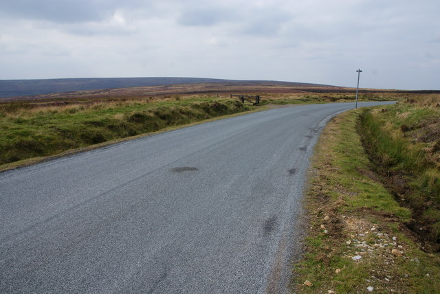 Road near Danby Head