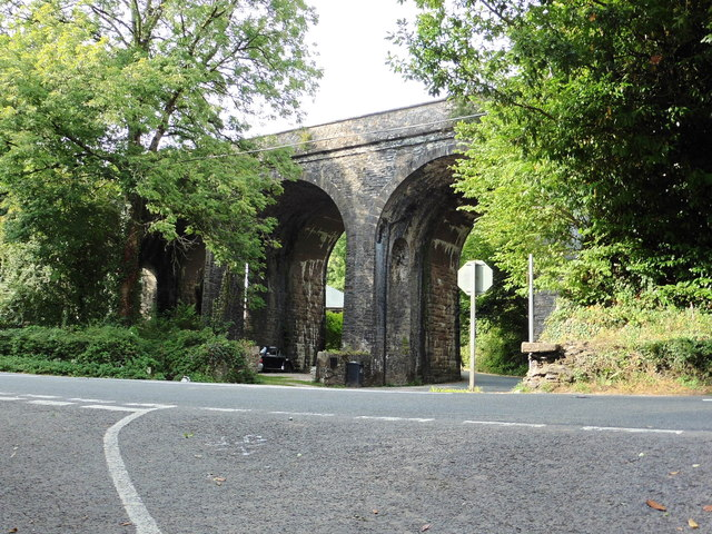 Rattery viaduct