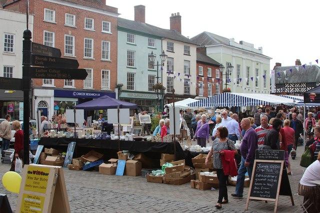 Ludlow Market