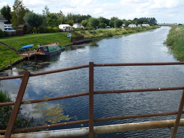 Floods Ferry Marina Park