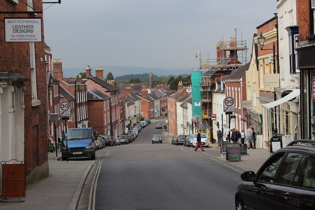 Corve Street