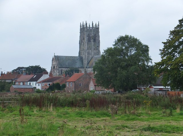 St Augustine's Church, Hedon, Yorkshire