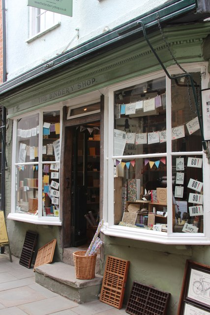 The Bindery Shop