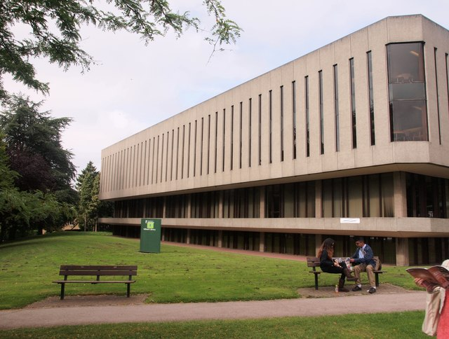 Hallward Library