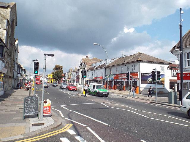 Lewes Road, Brighton