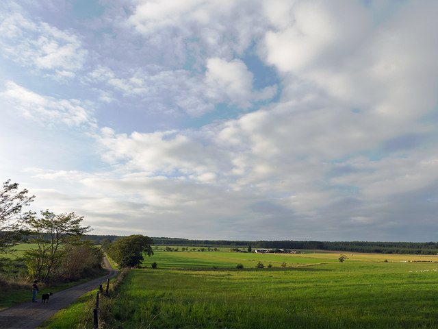 Farmland of Pookandraw Farm