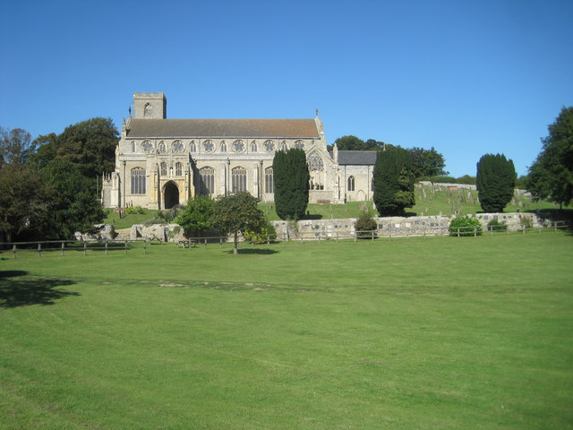 St Margaret's church, Cley next the Sea