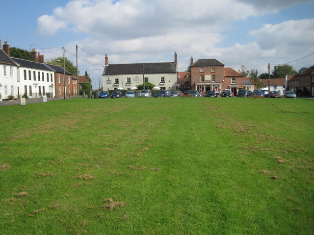 East Rudham village green
