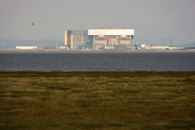 Heysham Nuclear Power Station