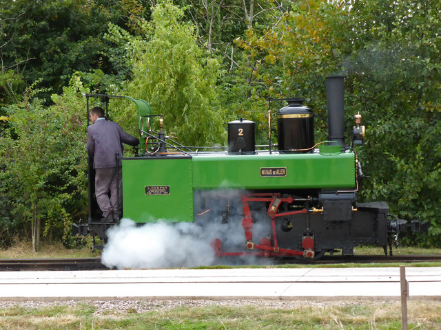 Statfold Barn Railway - Minas de Aller No. 2