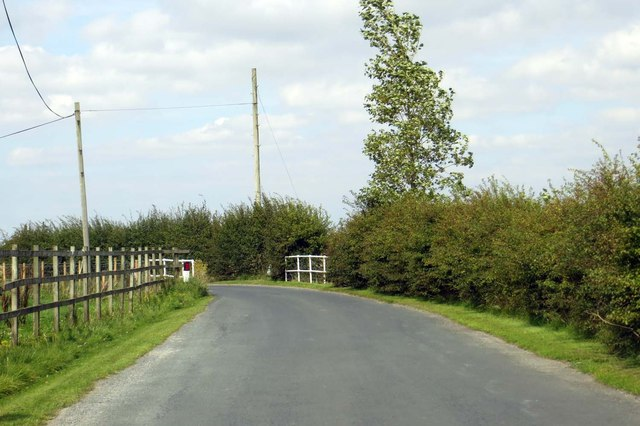 Fanny Bridge on Fluke Hall Lane