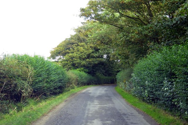 Fluke Hall Lane to Pilling