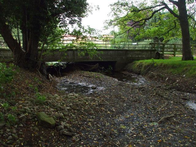 The Kirk Bridge at Kirkbridge