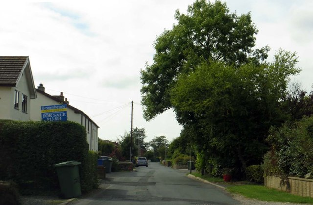 Smallwood Hey Road from Pilling