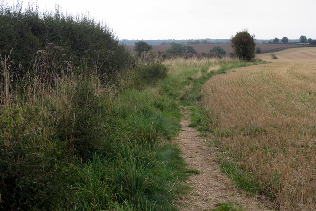 Path to Denton