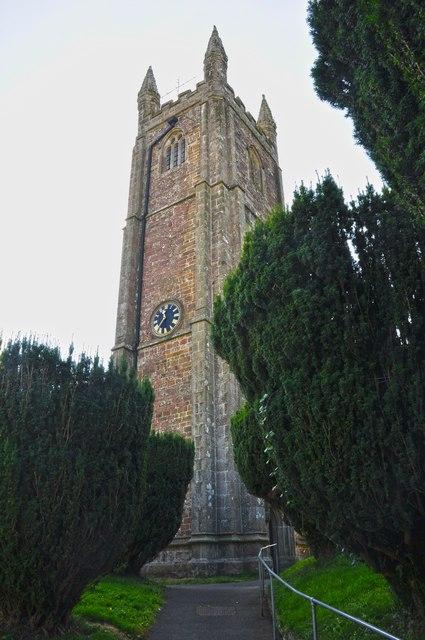 Lifton : St Mary's Church