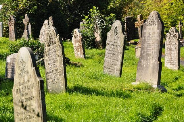 Lifton : St Mary's Churchyard